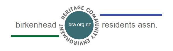 Birkenhead Residents Association logo