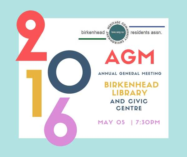 2016 Annual General Meeting